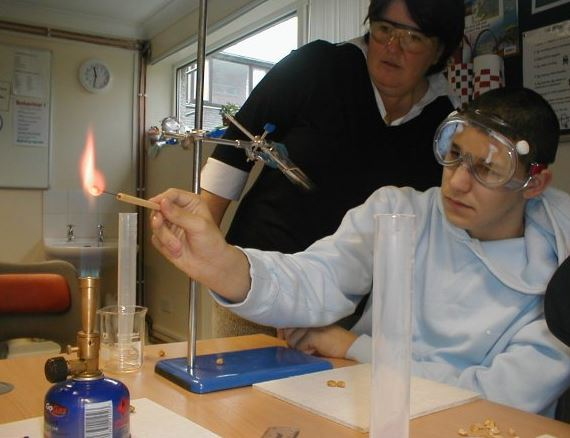 SEN provision - science
